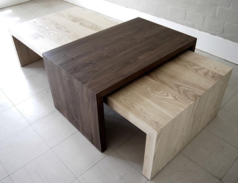 Wraparound Coffee Table