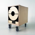 2DO Dot Door Box On Wheels