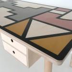 Ubaba Desk Detail
